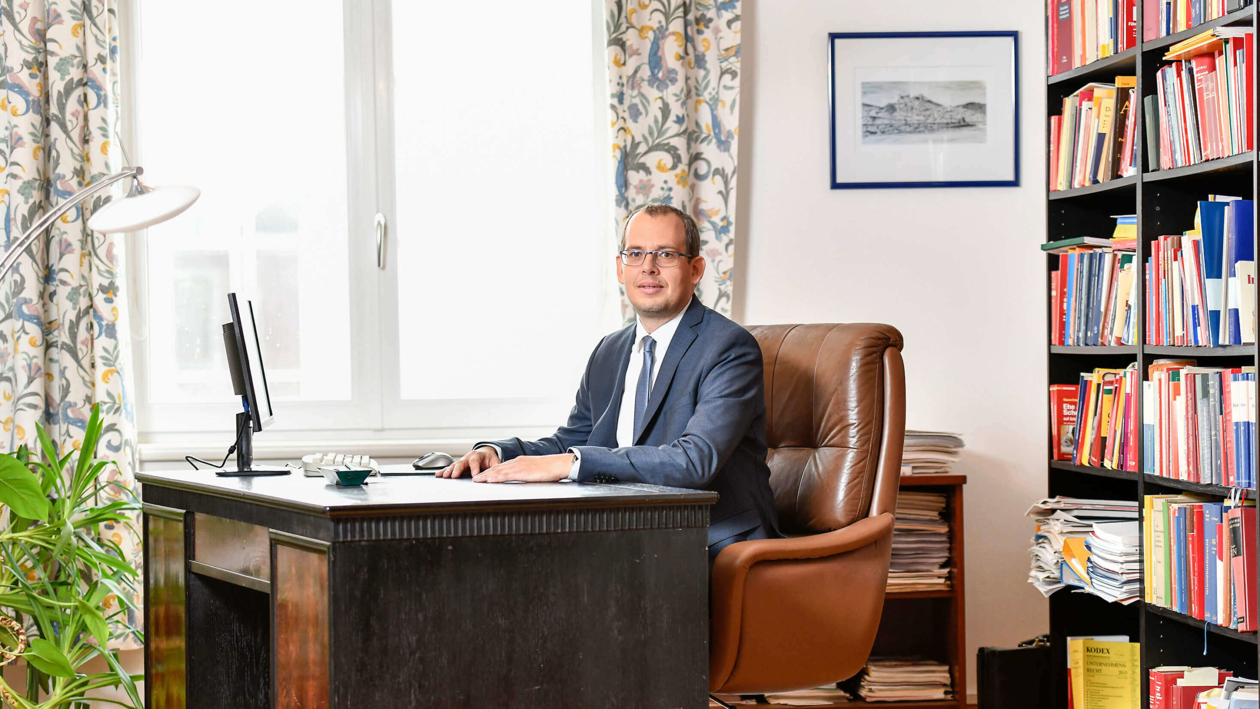 Anwalt beim Arbeitsplatz - Mag. Timo Ruisinger - Rechtsanwalt in 3580 Horn